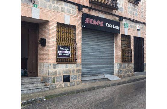Local comercial en alquiler en Dehesa del Sotillo
